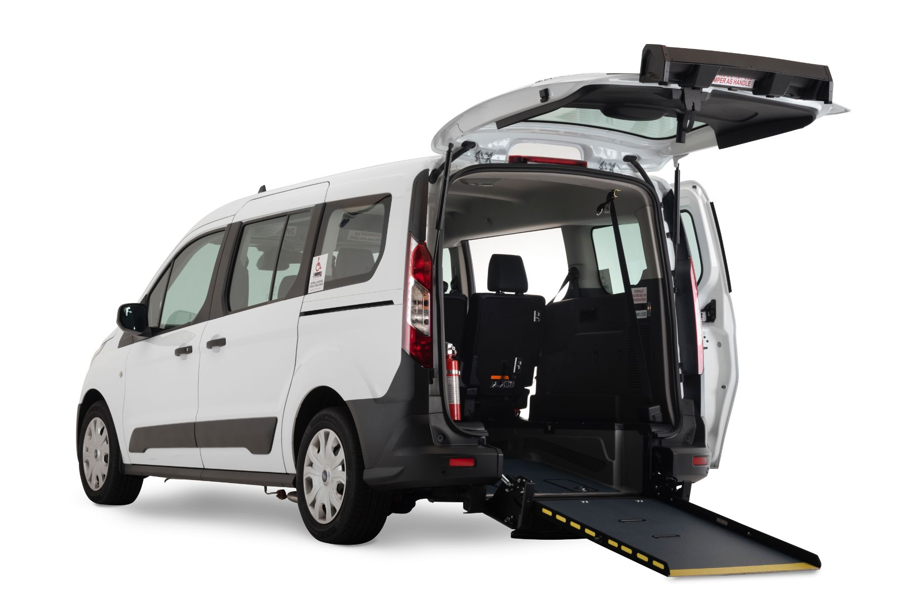 Ford Transit Connect Wheelchair Van